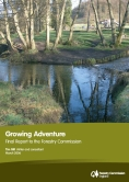 Growing Adventure report cover
