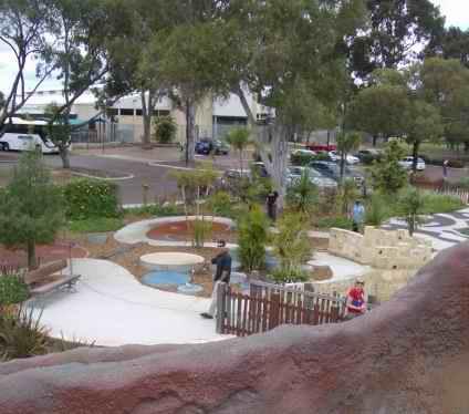 Faulkner playground, Melville, Perth