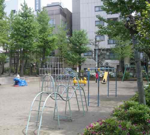 Tokyo Asakusa playground