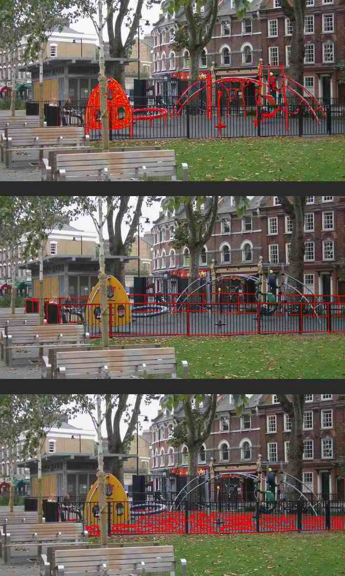 Detailed Essay Instance Morning Run In The Playground