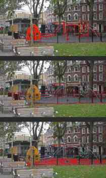 Newington Green KFC playground