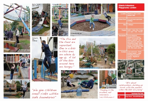 Page on Glamis Adventure Playground