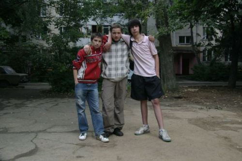 Vitaly and his friends