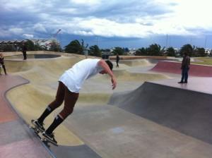 Marine Reserve Skate Space