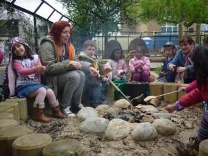 Rachel Keeling nursery fire