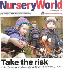 Nursery World cover