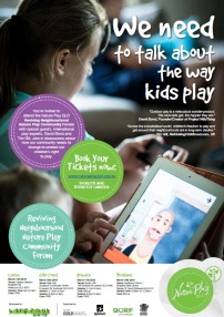 Nature Play QLD flier