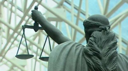 Scales of justice British Columbia