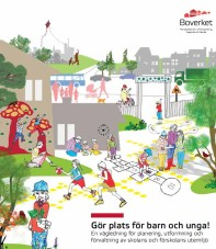 2015 Swedish government guidance on school grounds