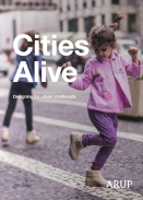 Cover of Cities Alive: Designing for Urban Childhoods