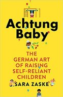 Achtung Baby book cover - by Sara Zaske