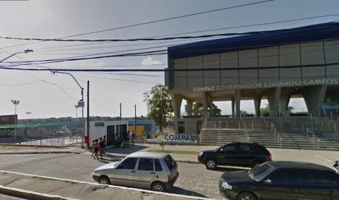 COMPAZ Centre, Alto Santa Terezinha (Google Map)