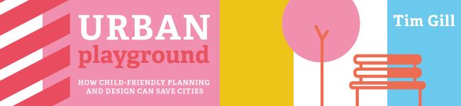 Urban Playground book banner