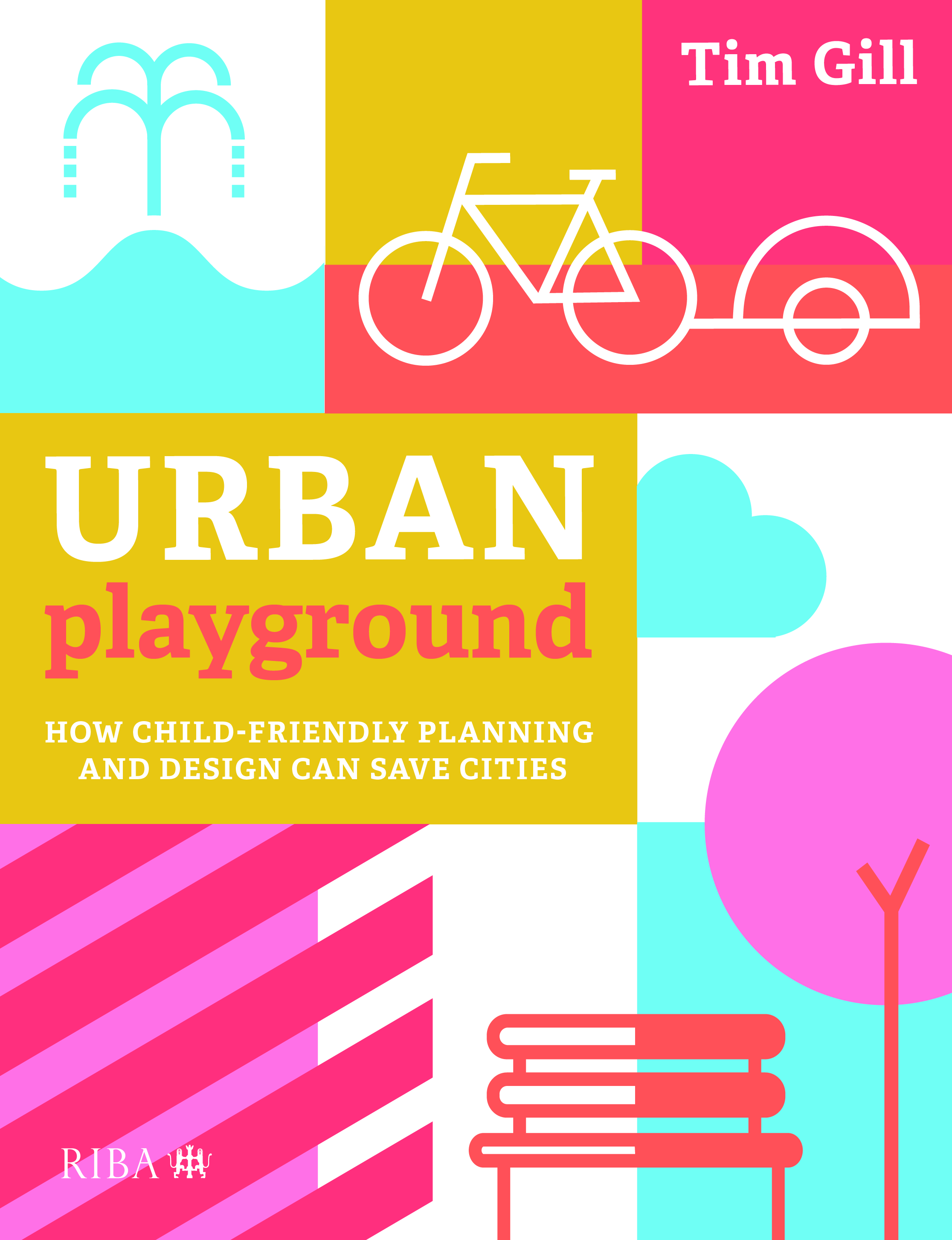 Urban Playground book cover